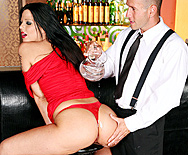 Big Wet Clubbing Butt - Simony Diamond - 1