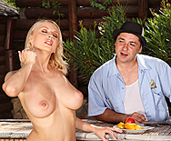 Juice Those Juggs - Mandy Dee - 1