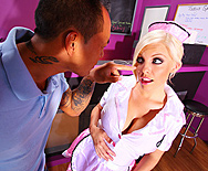 Bad Bad Waitress - Britney Amber - 1