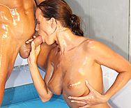 Euro Pool Party - Cindy Dollar - 2