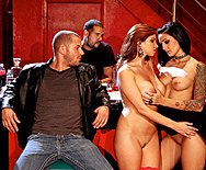 Ep-2: Tonight, We Feast - Asa Akira - Diamond Foxxx - Jessica Jaymes - Presley Maddox - Sabrina Maree - 1