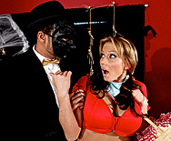 The Men In Plastic Masks - Nikki Sexx - Alanah Rae - 1