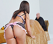 The Spanksgiving Spectacular!!! - Kelly Divine - Kristina Rose - 1