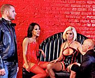 Ep-2 Bonus Footage: Extended Orgy Scene - Asa Akira - Diamond Foxxx - Jessica Jaymes - 1