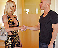Milf Party Planner Fucks The Host - Emma Starr - 1