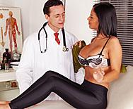 No Breast Reduction! - Black Angelika - 1