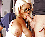 Locker Room Romp - Bridgette B - 2