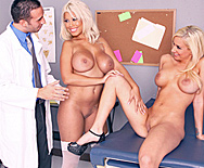Diagnosis Horny - Bridgette B - Mariah Madysinn - 1