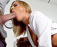 Care to Donate Some Fluid? - Bree Olson - 2