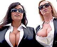 Reservoir Sluts - Lisa Ann - Nikki Benz - 1