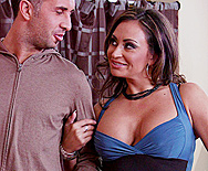 Swallow My Winning Tiger-Sperm Of Truth! - Claudia Valentine - 1