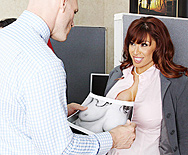 Office Pranks By Office Skanks - Devon Michaels - 1