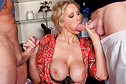 brazzers julia ann, welcoming your cock to the building