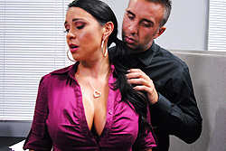 brazzers , perverted boss