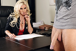 brazzers brittany andrews, a little big trouble
