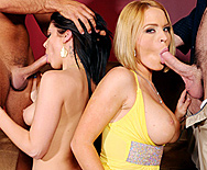 Two Wrongs Make One Merry Wife - Krissy Lynn - Brittney Banxxx - 2
