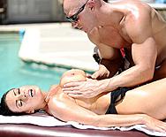 Splish Splash... I Want Cock In My Vag! - Vanilla Deville - 1