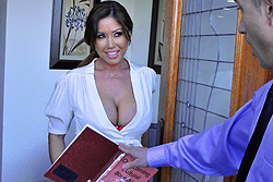 brazzers kianna dior, big tits make the world go round