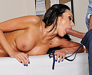 Office Rub Down - Breanne Benson - 2
