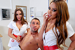 brazzers gracie glam, a full recovery part 2