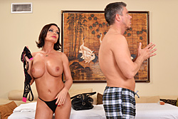 brazzers , teacher knows breast