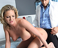 Female Sexual Arousal: A Doctor's Touch - Zoey Holiday - 2