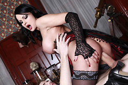 brazzers abbie cat, dr. jekyll & mister hung