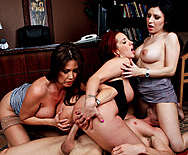 IT's Day Dreams - Kelly Divine - Kianna Dior - Sativa Rose - 5