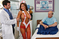 brazzers carly caleb, you're no nurse
