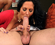Mr. Woodman Says Hello - Ava Addams - 2