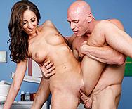 Getting Dick at the Dentist - Vivie Delamonico - 5