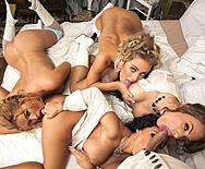 In-Tit-Pendence Day - Krissy Lynn - Jenna Presley - Juelz Ventura - Nicole Aniston - 1