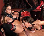 Caged Pussy - Jenni Lee - Rachel RoXXX - 4