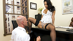 Boning my Boss