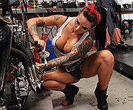 Mechanic Mammaries - Christy Mack - 1