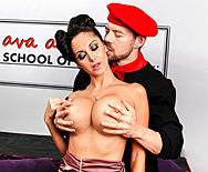 Ava Addams School of Modeling - Ava Addams - 1
