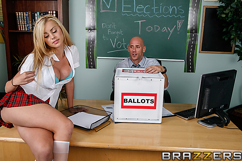 Fucking For School President! - HQ Pics Sample #6