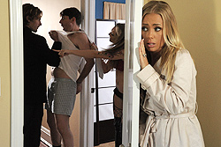 brazzers nicole aniston, a secret gentleman's club