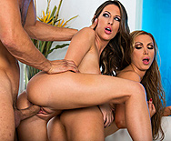 Benz Mafia - Part 2 - Kortney Kane - Nikki Benz - 5