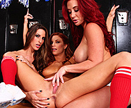 Cheerlickers - Jayden Jaymes - Kortney Kane - Jayden Cole - 5