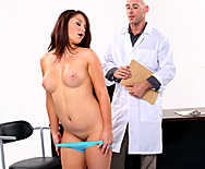 Dicked by the Doctor - Samm Rosee - 1