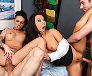 I Still Haven't Fucked What I'm Looking For - Asa Akira - Christy Mack - 2