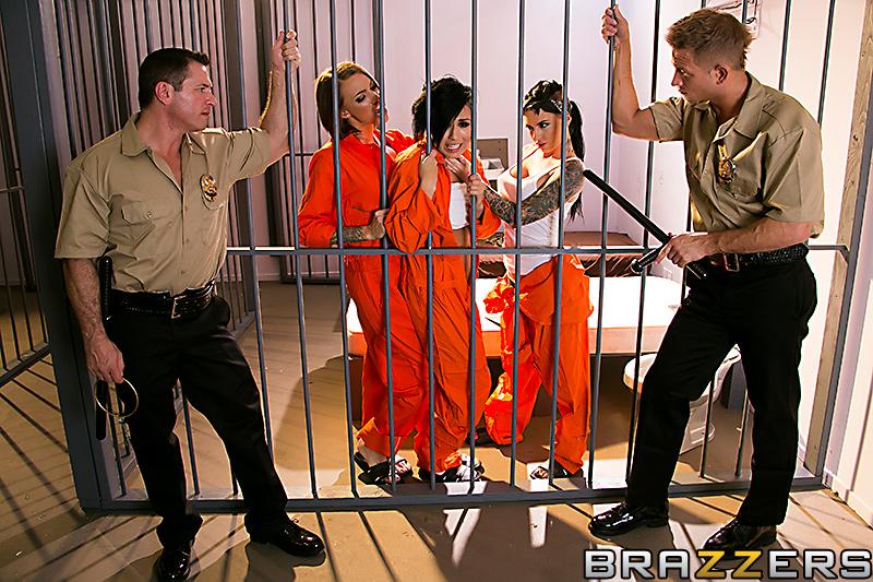 Подвійне покарання-Eva Angelina