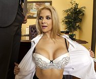 Secretary Switch - Sarah Vandella - 1