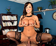 Settling Out of Cunt - Lisa Ann - 4