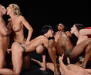 Miss Titness America - Brandi Love - Diamond Jackson - Jewels Jade - Kendra Lust - 5