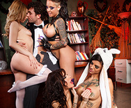 Wonderland Part 2 - Lexi Belle - Gia Dimarco - Christy Mack - Bonnie Rotten - 1