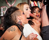 Wonderland Part 2 - Bonnie Rotten - Christy Mack - Gia Dimarco - Lexi Belle - 2