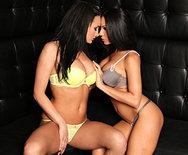 Threesome With The Date Coach - Alektra Blue - Kirsten Price - 1