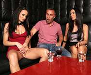 Threesome With The Date Coach - Alektra Blue - Kirsten Price - 2